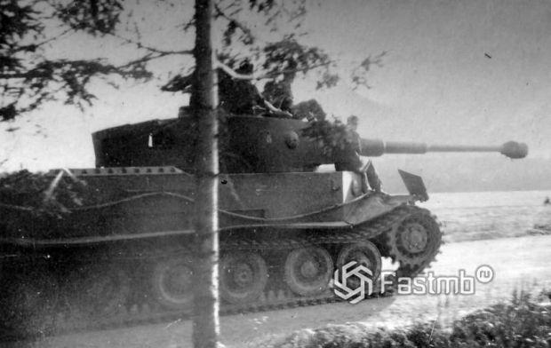 Тяжелый танк Porsche VK 4501