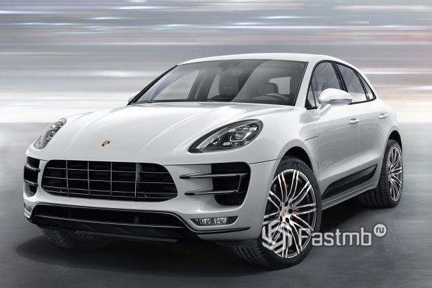 Porsche и внедорожники