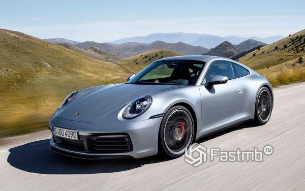Porsche 911 — одна из самых коммерчески востребованных моделей