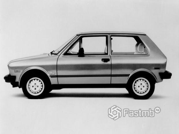 Jugo 45 образца 1980-1986 годов