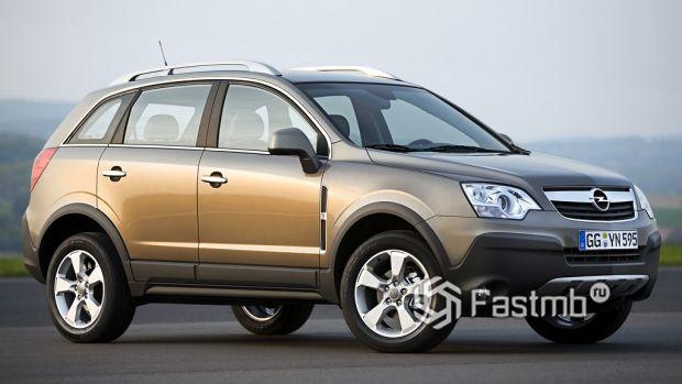 Opel Antara 2011-2015