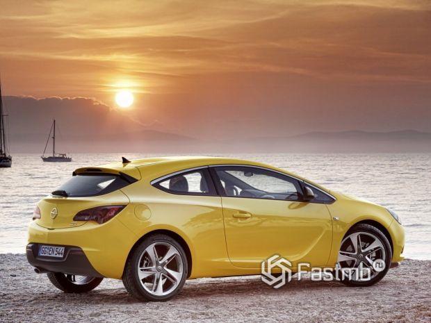 Opel Astra GTC 2009-2015