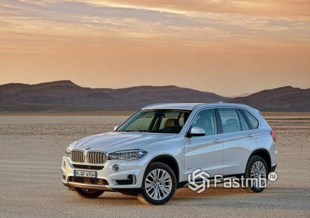 Новый BMW X5 2014