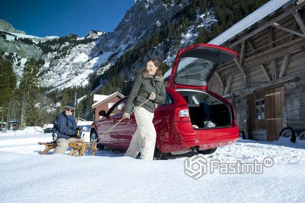 автомобили в Швейцарии