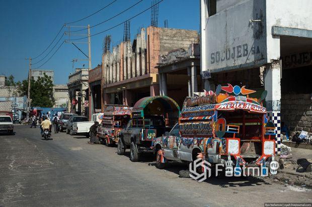 автомобили в Гаити