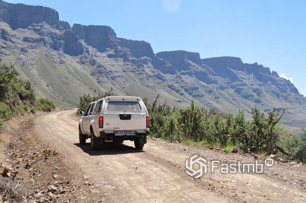 автомобили в Лесото
