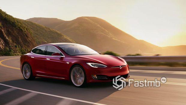Новая Tesla Model S