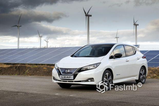 Nissan Leaf e plus
