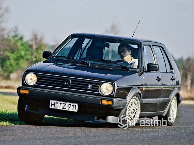 Volkswagen Golf G60 Limited