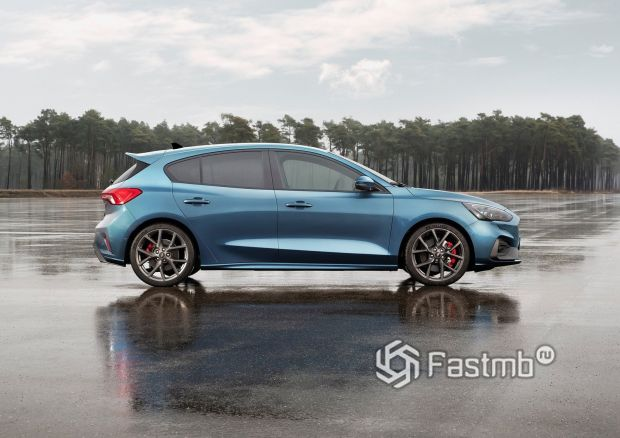 Новая генерация Форд Фокус ST 2019