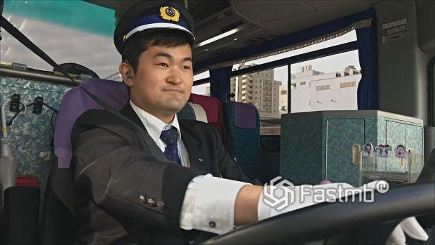 Японские таксисты