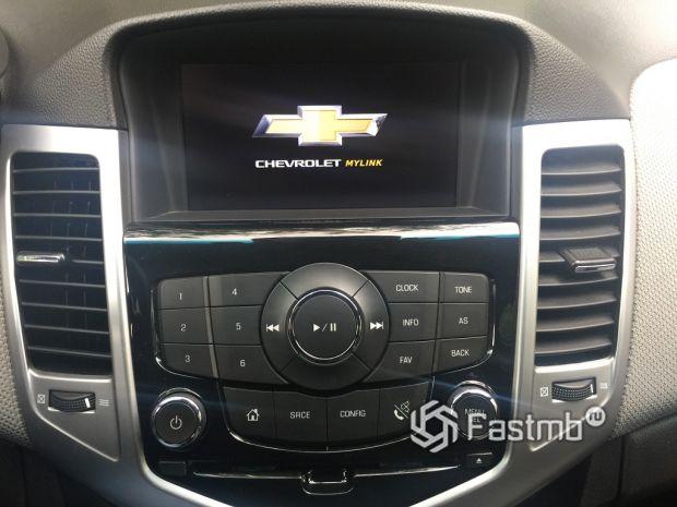 аудиосистема Chevrolet Cruze
