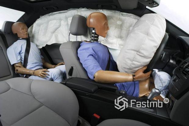 Безопасность Nissan Almera и Chevrolet Cruze