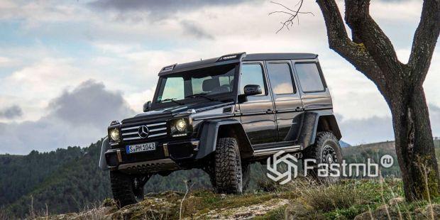 Mercedes benz g class G500