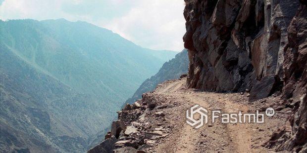 горная тропа Килонг-Киштвор