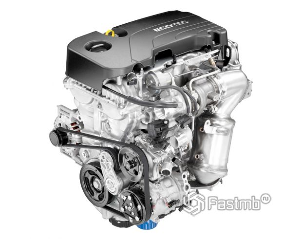 General Motors 1.4L Turbo Ecotec