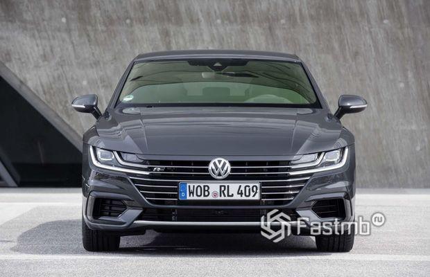 Новый Volkswagen Passat 2019