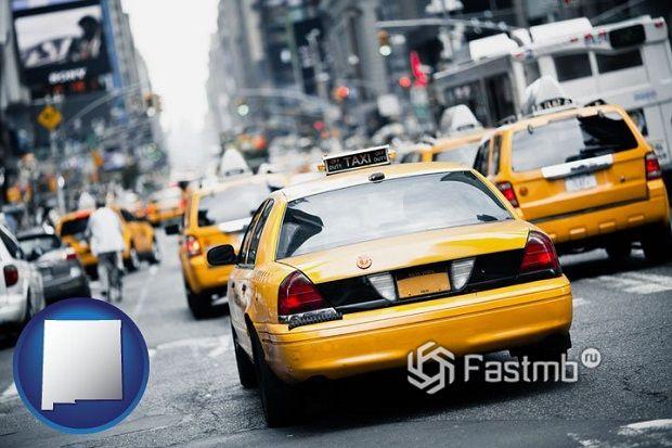 такси в Нью-Мексико