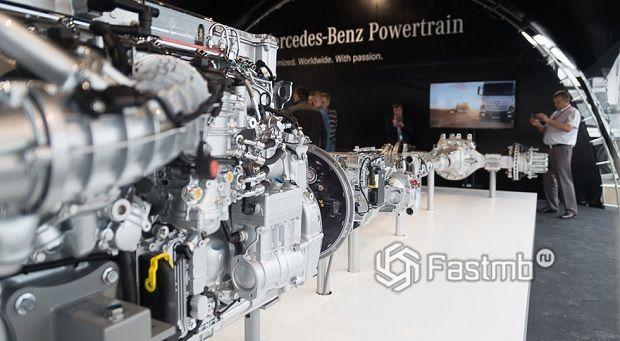 Двигатели немецких автомобилей
