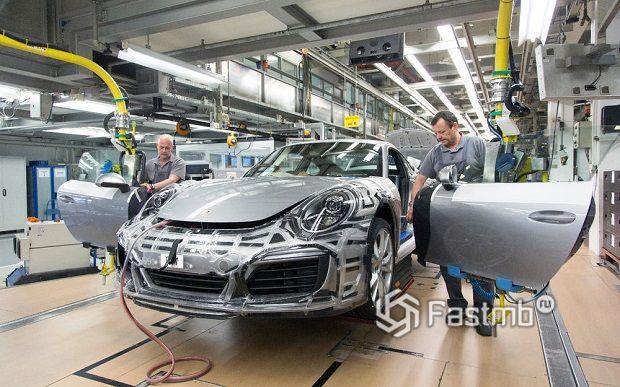 Контроль качества в немецком автопроме