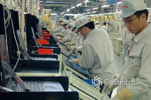 Пять принципов организации рабочего места при производстве японских автомобилей
