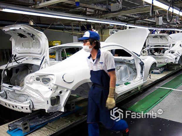 Система внешнего качества при производстве японских автомобилей