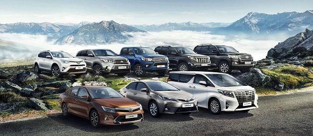 Редкие автомобили Toyota: ТОП-10
