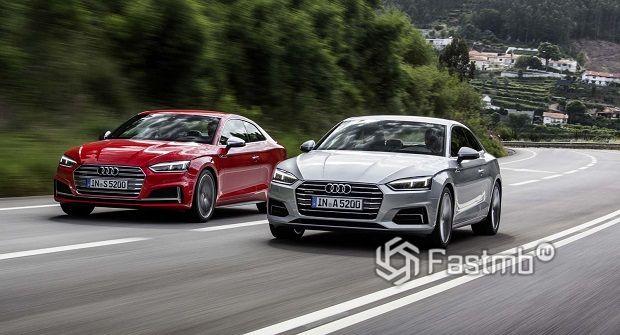 10 малоизвестных фактов о моделях Audi