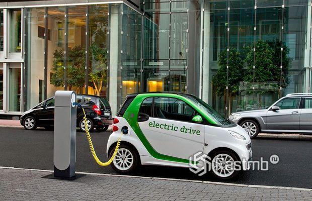 Самые популярные электромобили в Украине
