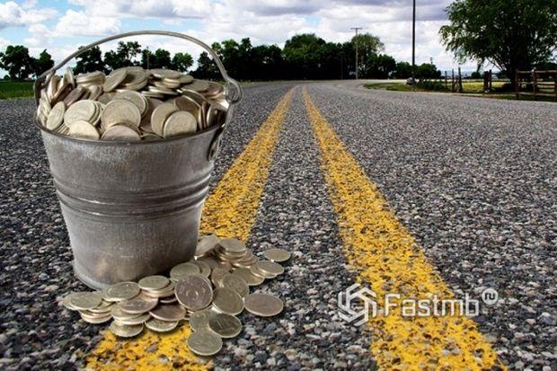 Как рассчитывается стоимость дорог