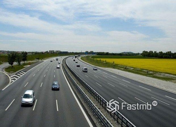 дорога Кемерово – Новокузнецк