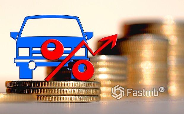 Статистика продаж автомобилей из Кореи в России
