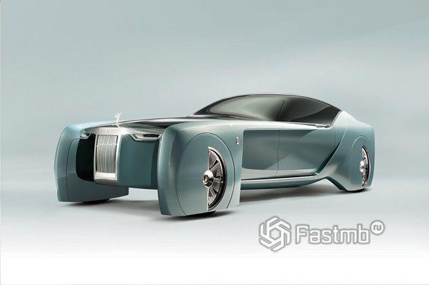 ТОП-7 самых удивительных машин «из будущего»