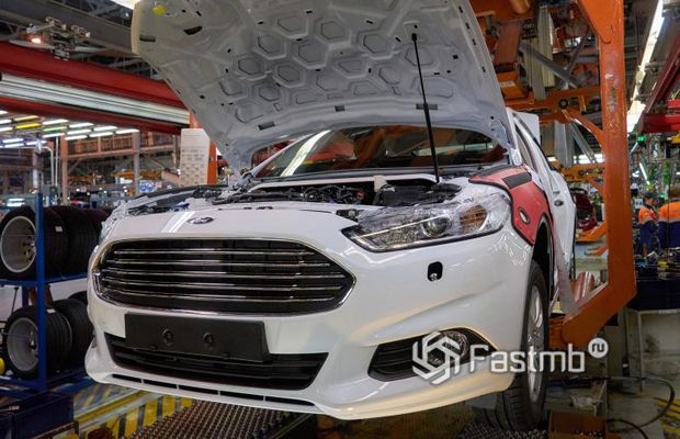 Форд закрывает завод в России