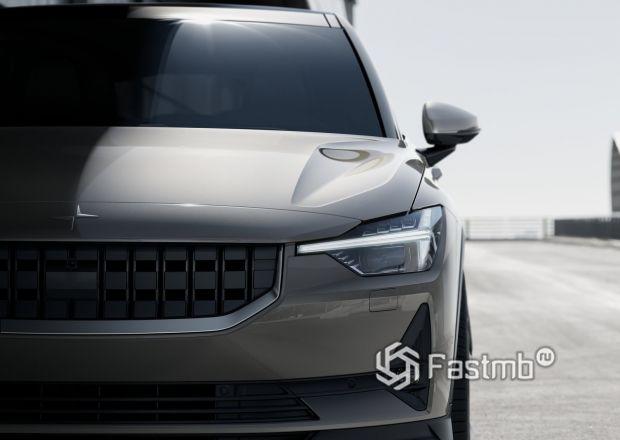 Новый электромобиль Полистар 2 2019-2020