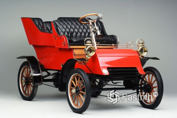 Ford Model A, 1903 год