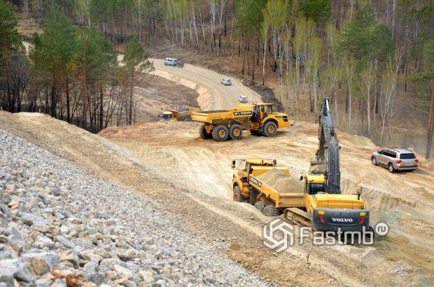 строительство автодороги Благовещенск-Свободный