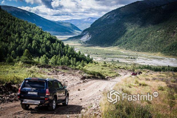 Необходимый «минимум» для машины в путешествии по Сибири