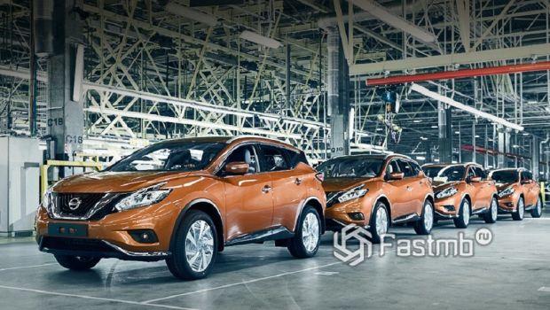 Обмен информацией при строительстве автомобилей Японии