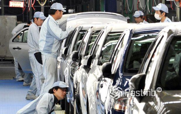 Наставничество при строительстве автомобилей в Японии