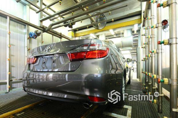 Выбор поставщиков при строительстве японских автомобилей