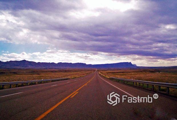 США. Скоростное шоссе US-6