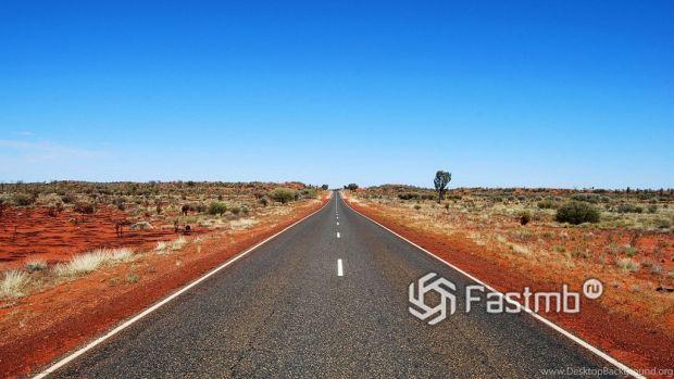 Австралия. Автомагистраль № 1