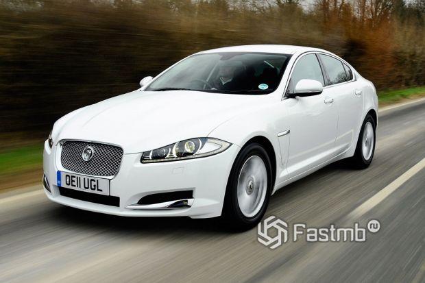 Jaguar Luxury