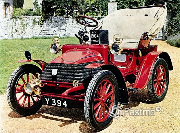 Wolseley 5НР выпуска 1904