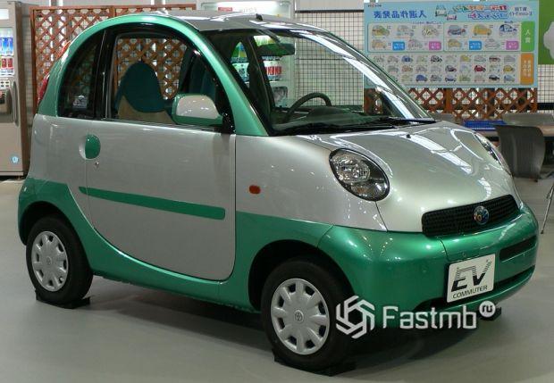 Toyota Ecom 1997 года