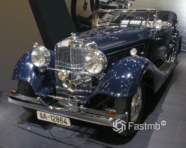 автомобиль Horch
