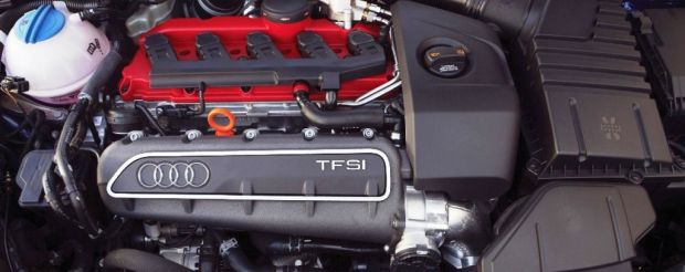 двигатель Ауди 2.5 TFSI