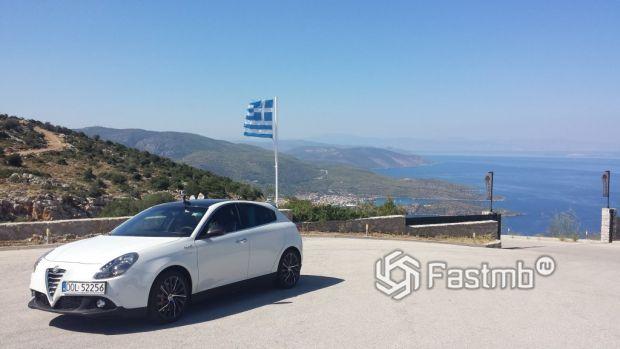 дороги Греции