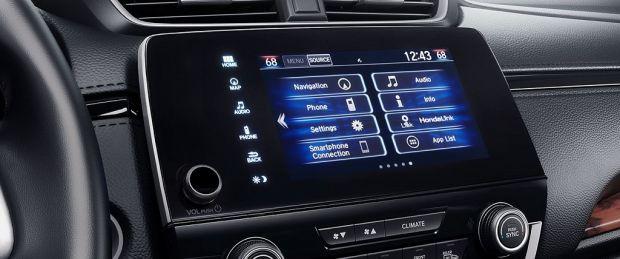 оснащение Honda CR-V